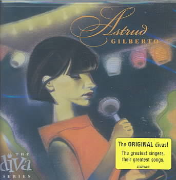 DIVA SERIES BY GILBERTO,ASTRUD (CD)