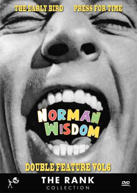 EARLY BIRD/PRESS FOR TIME BY WISDOM,NORMAN (DVD)