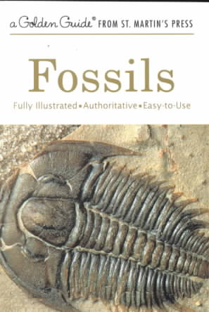 Fossils By Rhodes, Frank Harold Trevor/ Zim, Herbert Spencer/ Shaffer, Paul R./ Perlman, Raymond (ILT)